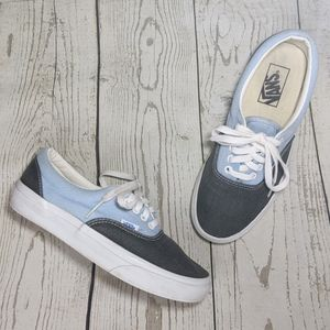 Vans Era Authentic Canvas Sneaker in Chambray